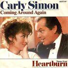 "CARLY SIMON Coming Around Again 7"" Single Vinyl Record 45rpm Arista 1986"