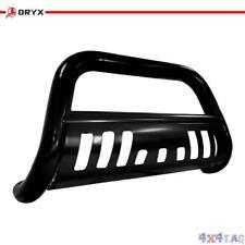 ORYX Black Carbon Steel Bull Bar For Dodge Ram 2500/3500 10-17