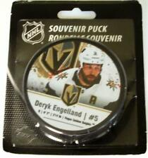 Deryk Engelland NHL Photo Vegas Golden Knights Hockey Puck #5