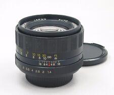 Yashica Yashinon-DS 50mm f/1.4Lens M42 | 931*