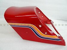 Kawasaki NOS NEW  53043-001-84 Candytone Red Back Rest S2 S2A Mach II 350 1972