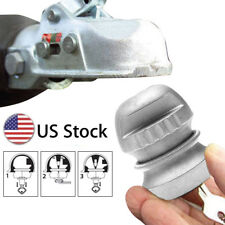 Universal Hitchlock Trailer Hitch Coupling Lock Tow Ball Caravan TOP Locks USA