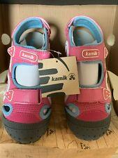 Kamik Girls Sandals Size 4 5