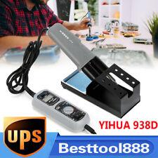Wep 938d Portable Hot Tweezers Soldering Station Bga Smd Hot Tweezer Repaire