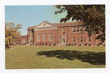 Cairo Central School in Cairo, New York Color Postcard