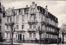 AK Bad Nauheim gel. 1962 Park-Sanaatorium Küchlerstraße