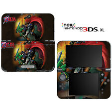 The Legend of Zelda Ocarina of Time for New Nintendo 3DS XL Skin Decal Cover