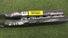 Rawlings Quatro Pro -10 FastPitch Softball Bat 33in/23oz Fpqp10