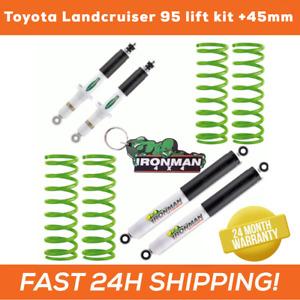 "2"" inch IRONMAN lift kit suspension 45 mm - Toyota Landcruiser 95 J9"