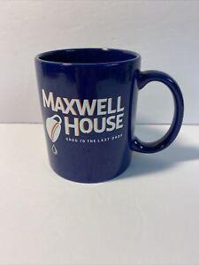 USO Maxwell House  Coffee Mug Tea Cup