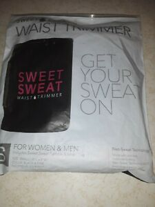 Sweet Sweat Waist Trimmer Size Small 35inches Length 8 Inches W