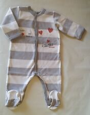 847cfe6eefb06 Pyjama velours rayé gris