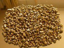 PyritKatzengold 150g das Pyritgranulat ist sehr homogen ca. 3-6 mm Korngröße