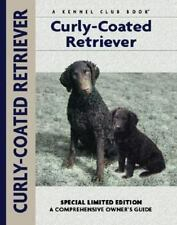 Curly-coated Retriever (Comprehensive Owner's Guide)-ExLibrary
