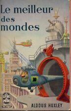 LE MEILLEUR DES MONDES ALDOUS HUXLEY A224
