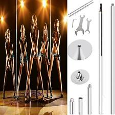 45mm Profi Tanzstange Pole Dance Tabledance Strip Stange Static + Spinning