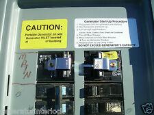 FAC-MUR100P Murray Siemens Generator interlock kit transfer switch 100A Listed