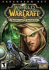 World of Warcraft: & The Burning Crusade Expansion Set (PC Win/Mac)