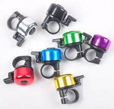 Bike-Cycle-Bicycle Aluminium Ping Bell x 2