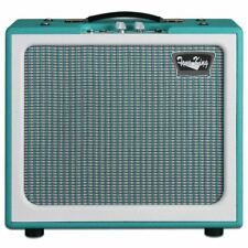 Tone King Gremlin 5-Watt Hand Wired Combo Guitar Amp W/Attenuator Turquoise Tole