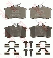 GENUINE TRW BRAKE PAD SET BRAKE PADS GDB1330