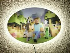 bedside lamps MINECRAFT