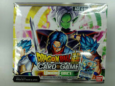 Dragon Ball Super Card Game Union Force Booster Box B05