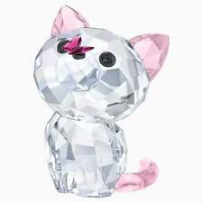 NIB SWAROVSKI CRYSTAL KITTEN - MILLIE THE AMERICAN SHORTHAIR FIGURINE 5223597