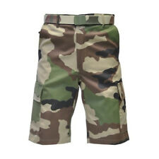 BERMUDA TAILLE 48 CAMO RIPSTOP SHORT NEUF MILITAIRE PAINTBALL AIRSOFT PROMO