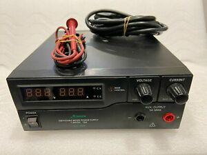 Manson  HCS-3404  Mode Power Supply 1-60VDC 10A NEUWERTIG