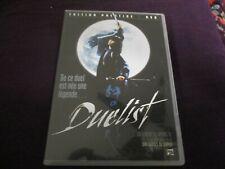 """EDITION COLLECTOR 2 DVD """"DUELIST"""" film Coreen de Lee MYUNG-SE"""