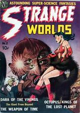 Strange Worlds #2 Photocopy Comic Book