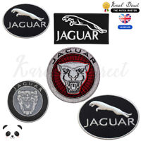 Jaguar brand logo Embroidered Iron On /Sew On Patch Badge For Clothes etc