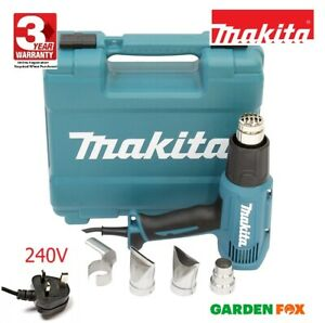 new MAKITA - Electric Corded 240V - HEAT GUN - HG5030K/2 - 0088381857321