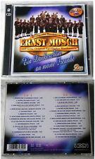 ERNST MOSCH Ein Dankeschön an meine Freunde / 30 Titel... 1999 Koch DO-CD TOP