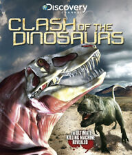 Clash Of The Dinosaurs Blu-Ray | (Discovery Channel)