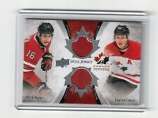 2016-17 Upper Deck Team Canada Juniors Dual Jersey Mitch Marner Lawson Crowse