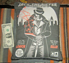 JACK THE RIPPER ACCENT PILLOW RARE AND EXCELLENT!
