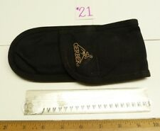 GERBER REPLACEMENT SAW BLADE IN NYLON CASE -PRE OWED- SEE PICS -B25#21