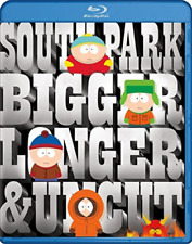 SOUTH PARK: BIGGER LONGER &...-SOUTH PARK: BIGGER LONGER (US IMPORT) Blu-Ray NEW