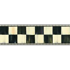 MacKenzie Childs Courtly Check Wall Border #36400-040