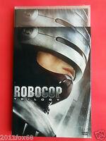 cofanetto box set 3 dvds film robocop trilogy la trilogia robocop 2 robocop 3 ss
