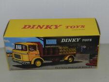 dinky toys 588 GAK Berliet brasseur boite seule