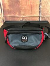 Tamrac 5525 Black/Red Fanny Pack
