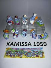 Happy Hippos Traumschiff D 2002 CON CARTINA germania