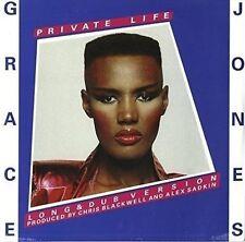 "Grace Jones - Private Life 7"" X 1 Vinyl"