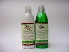 ZEN Aloe Vera Shampoo e Balsamo pk2 uccide i batteri contro PRURITO FORFORA