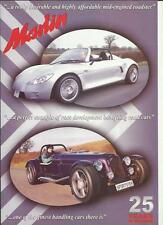 MARLIN 5EXi AND SPORTSTER KIT CAR 'SALES BROCHURE'/SHEET EARLY 2000s