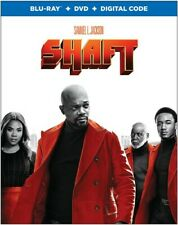 Shaft [New Blu-ray] With DVD, 2 Pack, Ac-3/Dolby Digital, Dolby, Dubbe