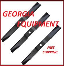 "60"" Befco finish mower blades 000-6641 C30-CE5 C30-RD5 C50-RD5 C15 C25 set of 3"